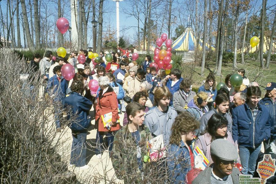1985 Employee Welcome Event #1