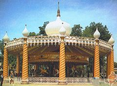 Carousel in White