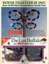 1991 SF Great America Pamphlet Inside