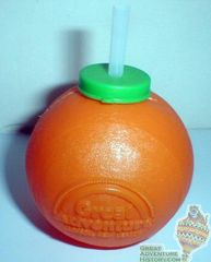 GA Orange Drink Sipper
