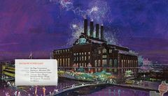 Six Flags Power Plant