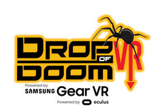 PHOTO  Drop Of Doom VR Logo Color