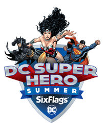 Summer Of Super Heroes Logo