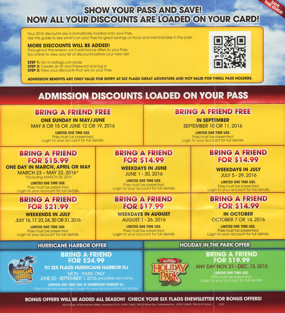 Great adventure tickets coupons