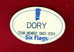 BLue Ex DORY Team Member Since