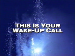 2001 Wake Up Call