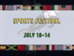 2002 Summer of Festivals - Sports