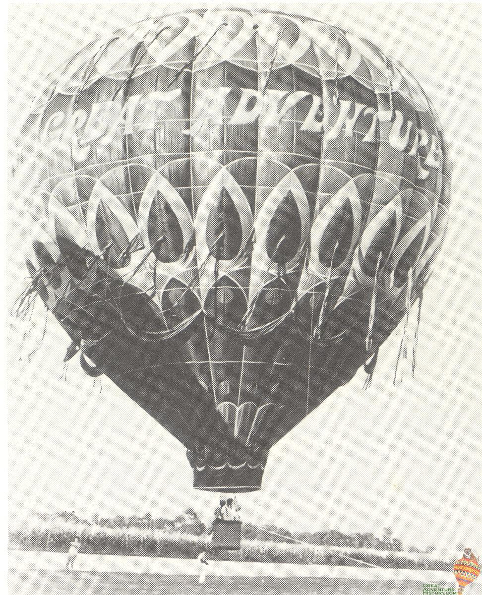 GA Hot Air Balloon