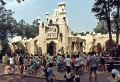 Haunted Castle Overview 1979