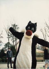 It's Sylvester!