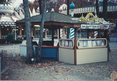 1991 Early Caricature Stand