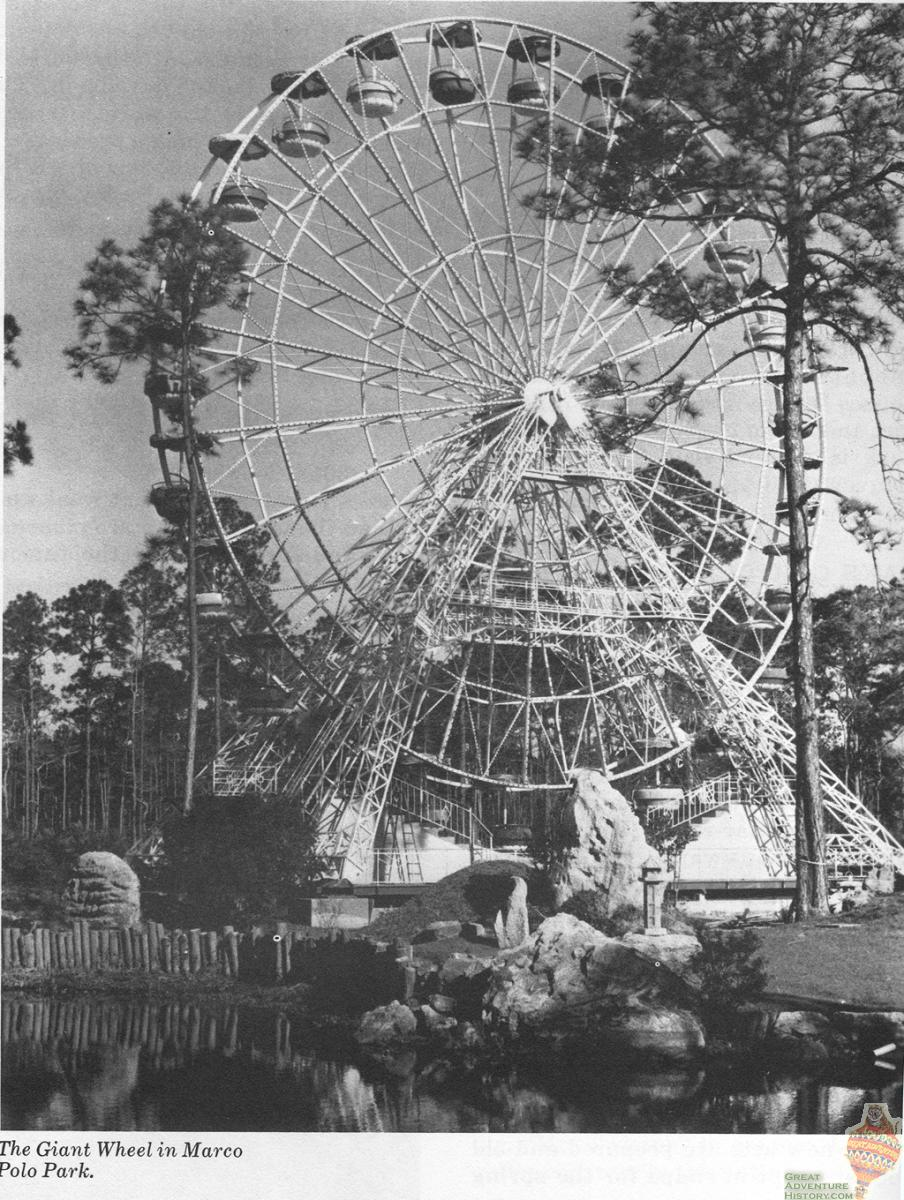 """Giant Wheel"" at Marco Polo Park (Defunct)"