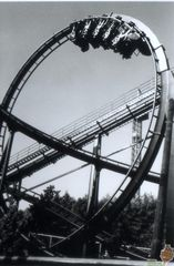 ShockWave at Magic Mountain - Loop