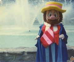 1979 Street Character at Liberty (Freedom) Fountain
