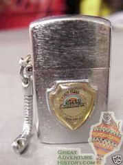 WANTED:  Great Adventure Zippo Lighter