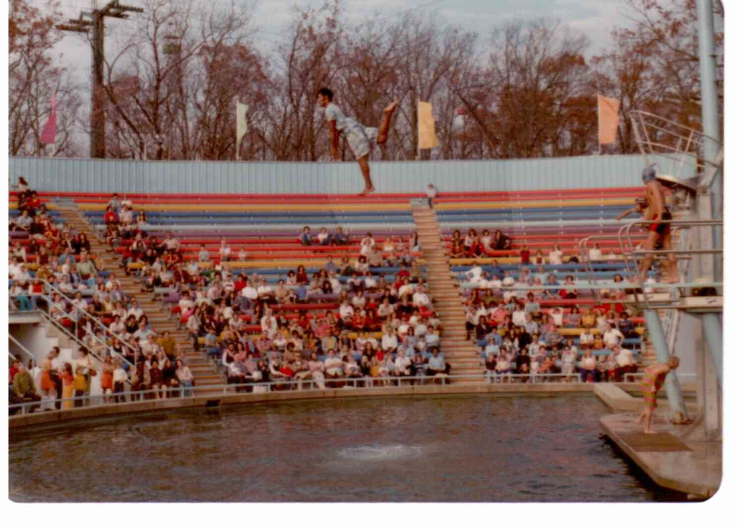from the 1974 Aqua Spectacular