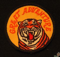 AVAILABLE: GA Yellow Tiger Patch