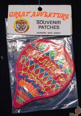 AVAILABLE: GA Hot Air Balloon Patch in Package
