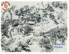 1976 Enchanted Forest Rendering