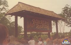 1981 Roaring Rapids Opening Day