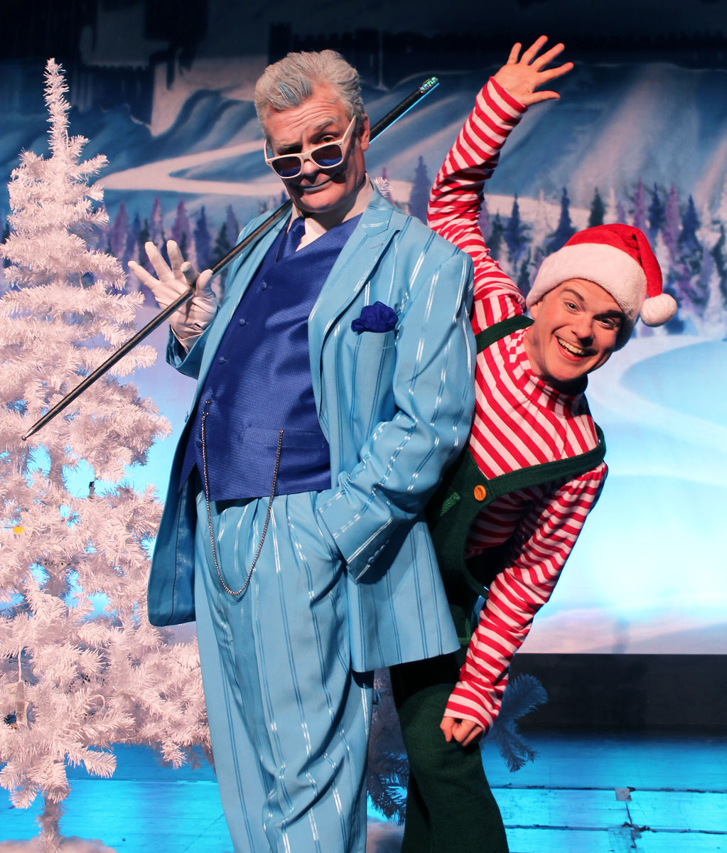 PHOTO  Jack Frost's Magical Christmas