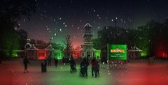 A Main Street Christmas   Outer Mall