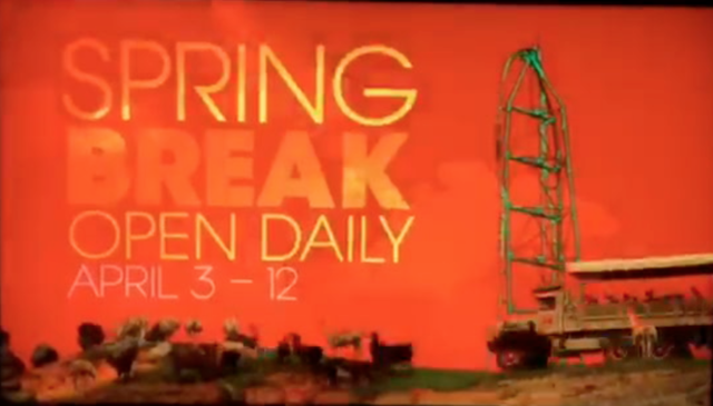 2015 Big Fun Spring Break Commercial