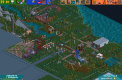 Six Flags Great Adventure (Adventure Alley/LakeFront/Seaport/Old Country takeover