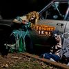 Fright Fest Hearse with Zombies