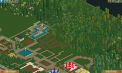 Enchanted Forest RCT2 Recreation