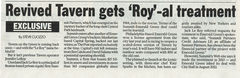 Tavern - NY Post - Aug 5, 2013
