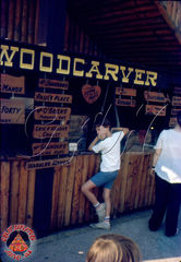 Woodcarver Store in Fort