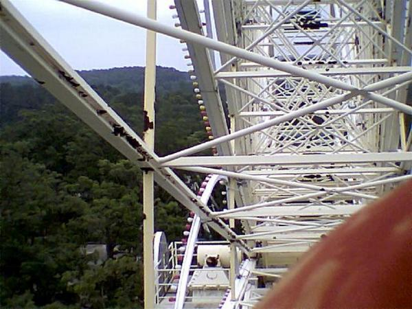 Giant Wheel structure 08