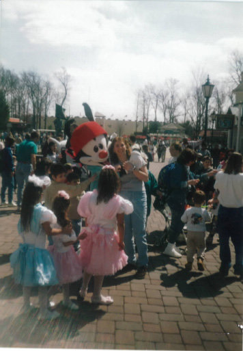 Opening Day either 1996 or 1997