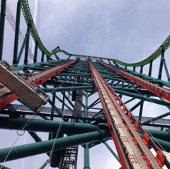 Zumanjaro Drop Construction