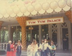 1980 Yum Yum Palace Entrance