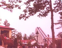 1979 Rolling Thunder Sign Construction