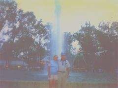 1977 Fountain Toward Strawberry Fair