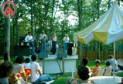 1975 Enchanted Bandstand without Roof