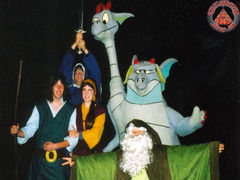 Quest For Camelot Nights Show
