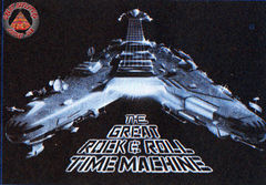 1981 Great Rock N Roll Time Machine Graphic