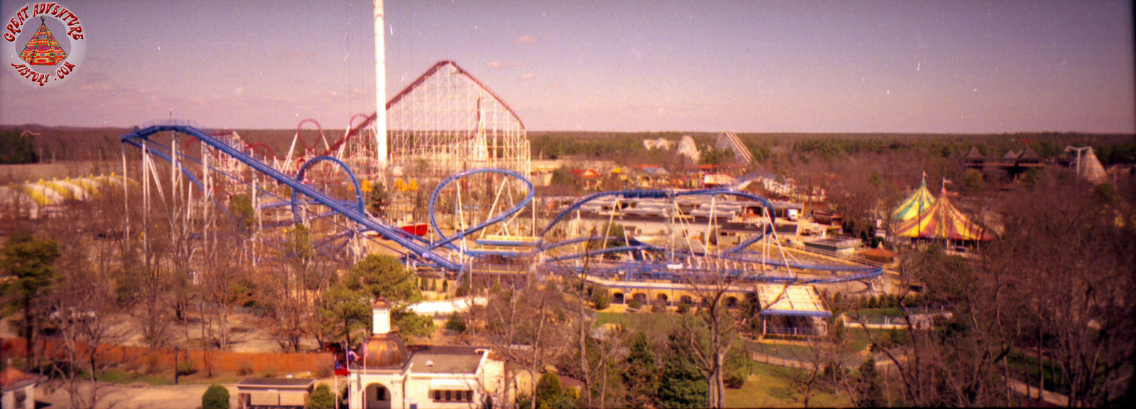 1991 ShockWave and Great American Scream Machine