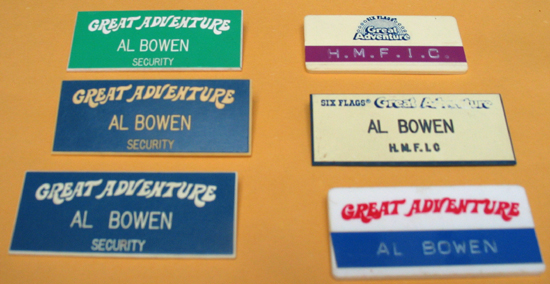 Nametags- Grouped