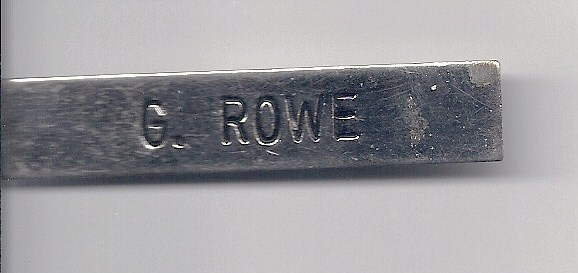 Gary Rowe's Nametag, Rowe supervised rounding up stray cats on the night shift, Gaining quite a  Reputation