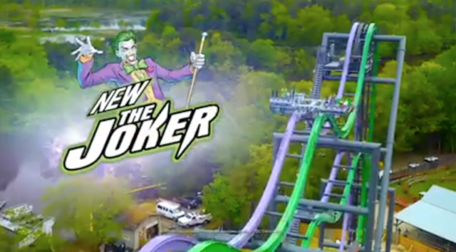 2016 The Joker 15 Second Spot
