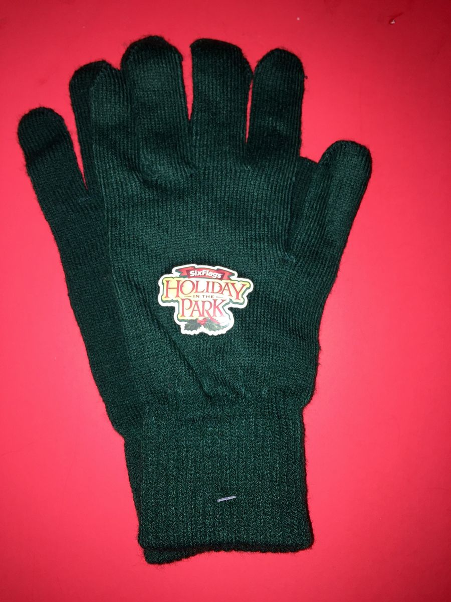 2015 HITP uniform gloves