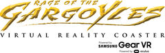 Rage Of The Gargoyles color logo