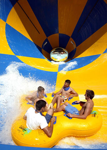 Hurricane Harbor Water Park