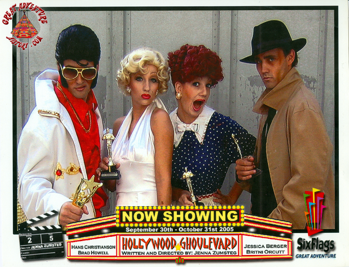 Hollywood Ghouls