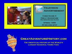 1988 - Come Share a Great Adventure